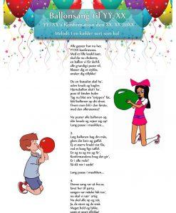Festsang til konfirmation