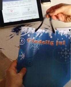 Lækker sangskjuler til julesangen uden at rulle sangene på www.gratis-festsange.dk